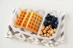 7 Idei pentru pachetelul de la scoala - waffe cu vanilie Waffles, Cooking, Breakfast, Food, Cucina, Breakfast Cafe, Kochen, Essen, Waffle