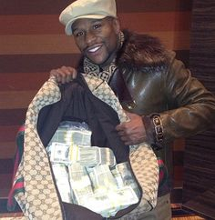 Floyd Money Mayweather TMT