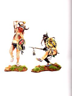 75-80MM figures-Fernando Enterprises Super Showcase Quality Painting Charges  USD 75.00