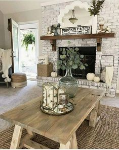 $195 · 5 Ways to Add Modern Farmhouse Style to Your Home | The Blonde Daydreams #rusticdecoration #rustichomedesign