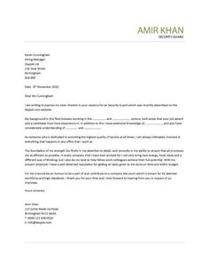 Security Guard Cover Letter Alluring Sample Of Cover Letter For Bookkeeper  Httpwwwresumecareer Design Inspiration