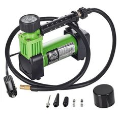 and RV tires. Bus,SUV MasterFlow Air Compressor inflator Ideal for Truck 4X4