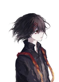 It doesn't matter if I live or die. -Juuzou Suzuya, Tokyo Ghoul