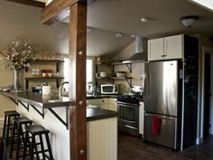 Homeaway Converted Barns - Converted Barn Ideas - Country Living