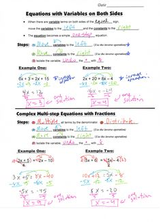 Inequalities With One Variable Worksheet In Addition Free Worksheets ...