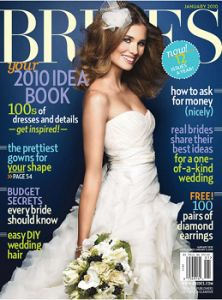 FREE Subscription to Brides Magazine on http://hunt4freebies.com