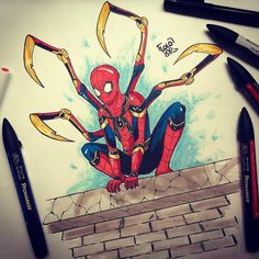 Super herói Makeup Hacks makeup hacks for small eyes Drawing Cartoon Characters, Comic Drawing, Character Drawing, Marvel Characters, Comic Character, Cartoon Drawings, Marvel Art, Marvel Avengers, Marvel Comics