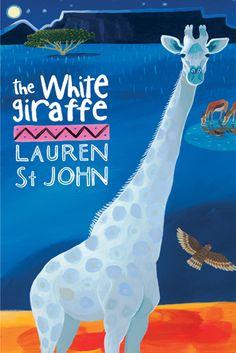 The White Giraffe, by Lauren St. John (3 books, mystery/fantasy)