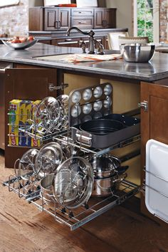 Masterbrand Cabinets Gourmet Super Cabinet