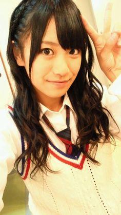 NMB48オフィシャルブログ :  会いたい~♪あいにゃん(´`)★ http://ameblo.jp/nmb48/entry-11340462085.html