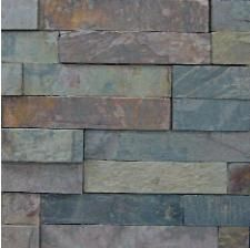 Fireplace Stone On Pinterest Slate Rust And Copper