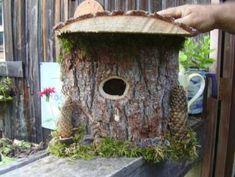 Wooden Bird House Wholesale Bird