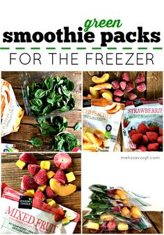 Find out how we make the BEST green smoothies from Aldi. This method will save you money! Healthy recipes your family will love! Best Green Smoothie, Healthy Green Smoothies, Healthy Breakfast Smoothies, Green Smoothie Recipes, Aldi Recipes, Real Food Recipes, Healthy Recipes, Yummy Recipes, Freezer Smoothie Packs