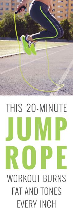 This fun, 20-minute HIIT workout uses the Tabata workout protocol. You'll alternate between 20 seconds of high-intensity work and 10 seconds of rest for eight rounds.