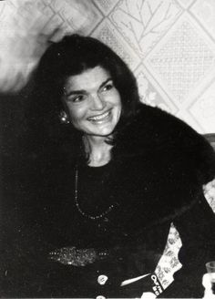 """""""Why do people always try to see me through the different names I have had at different times? People often forget that I was Jacqueline Bouvier before being Mrs Kennedy or Mrs Onassis. Throughout my life I have always tried to remain true to myself. This I will continue to do as long as I live."""" - JBKO"""