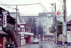 昭和60年東京・赤坂・檜町小学校 Showa Period, Vintage Japanese, Im In Love, Vintage Photos, Tokyo, Relax, Street View, History, Antiques