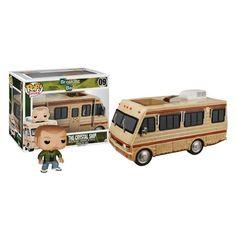 Breaking Bad Crystal Ship Jesse Pinkman Pop! Vinyl Vehicle - Funko - Breaking Bad - Pop! Vinyl Figures at Entertainment Earth