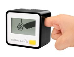 Amazon.com: Bandai Tuttuki Bako Virtual Finger Game (Black): Toys & Games