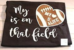 Football Mom Shirt- Football girlfriend shirt- Personalized Football shirt- Custom Football Mom Shir : Football Mom Shirt- Football girlfriend shirt- Personalized Football shirt- Custom Football Mom Shir #Football #Shirt- #Football