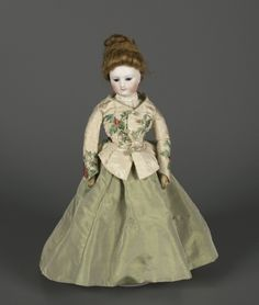 77.6709: French Fashion Doll | doll | Fashion Dolls | Dolls | Online Collections | The Strong