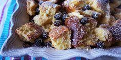 Blueberry and Lemon French Toast Casserole