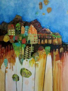 Chris Cozen- Peaceful Village