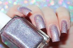 "Swatch of ""The Prestige"" from Glam Polish by diamant sur l'ongle http://diamantsurlongle.blogspot.fr/2015/12/swatch-glam-polish-the-prestige.html"