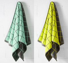 Aura Lattice Bath Towel Range