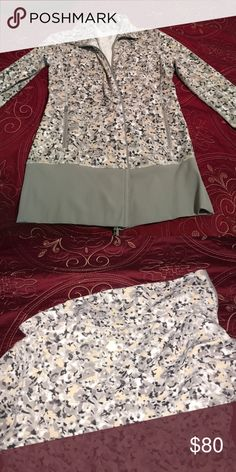 Lululemon jacket Worn once, long fit lululemon athletica Jackets & Coats