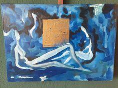 Blue Hammam by HalukMutluDesigns on Etsy