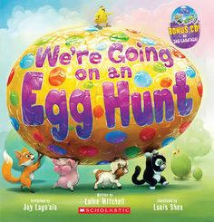 We're Going On An Egg Hunt   Books   ABC Shop