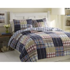 Chatham Quilt by Nautica