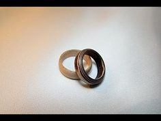 Wooden Ring from a Wood Shaving (thecrookednail)