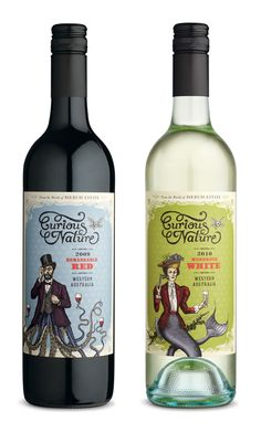 Steampunk Wine
