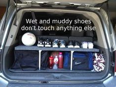 Picture of Handy Pop-up Trunk Shelf