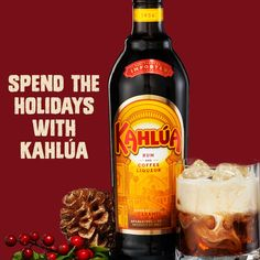Show us how you throw the ultimate holiday party with Kahlua for a chance to win $5,000! Click through to enter the Kahlua Holiday Sweeps today.
