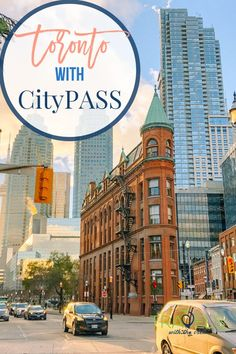 Toronto is an expensive city! See everything you want and save money using CityPASS.Travels With The Crew Visit Toronto, Toronto Travel, Toronto Vacation, Family Vacation Destinations, Travel Destinations, Vacation Ideas, Family Vacations, Amazing Destinations, Travel With Kids