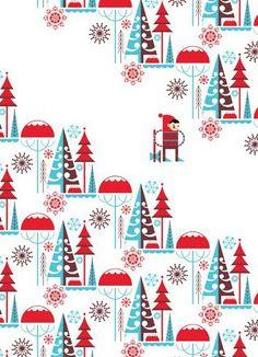 print & pattern: December 2011