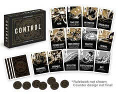 Control: A Strategic Card Game by Keymaster Games — Kickstarter