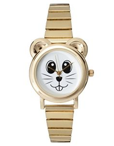 ASOS Mouse Ears Expander Watch