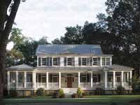 Carolina Island House from Southern Living