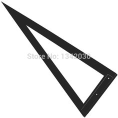 High Quality Glass Tools Triangle Ruler For Glass Cutting 60cm
