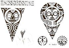 Maori Polynesian Tattoo Designs