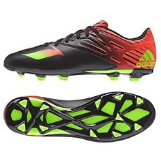 dc3aea3b55de6 Price search results for adidas Messi Firm Ground Football Boots - Black  Black