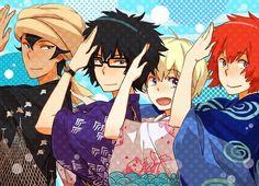Tsuritama ~~~ Beautiful Boys in Yakata