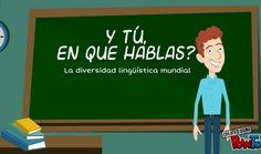 Lengua. ¿Y tú en qué hablas? de Ignacio Rodiño. Octubre 2016, grupo F.