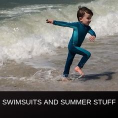 7 Best Swimsuits and summer stuff images Full Body Swimsuit, January Baby, Free Beach, Baby Makes, Rash Guard, Toddlers, This Is Us, Swimsuits, Babies
