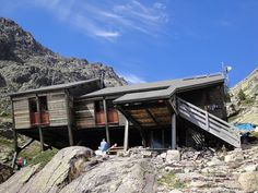Corsica - Refuge Tighjettu on (a casa que quero pra mim)