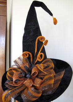 witches hat tall velvet witch hat by on etsy