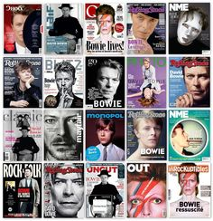 David Bowie covers!